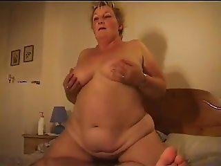 BBW Grandma Julia