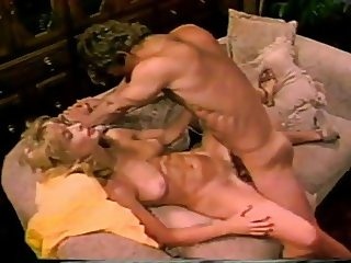 Nina Hartley  fucks Buck,  nice retro scene