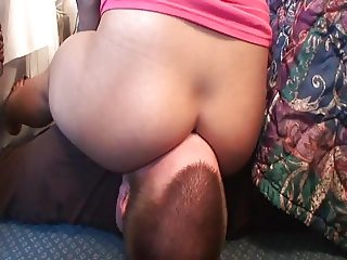 Up her Mexican ass