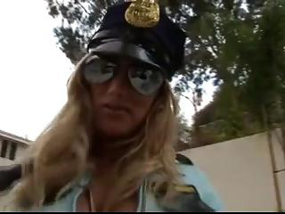 HOT FUCK #217 Fuck the Police Literally!!! (MILF)