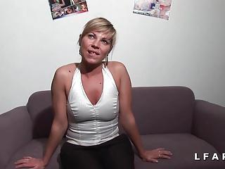 Casting amateur milf francaise baisee fistee et sodomisee