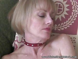 Cum Drinking Slut Housewife