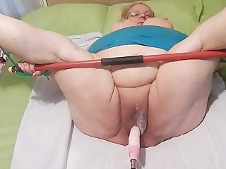 fuck toy and tied up