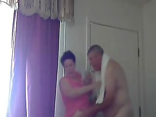 Caught them having fun. Hidden cam