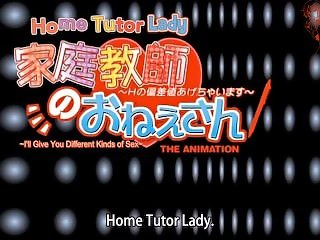 Kateikyoushi No Onee-san The Animation 2 Core Mix