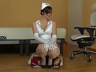 Facesitting Nurse