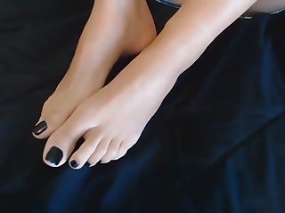 Southern Blonde Foot Fetish II