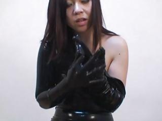 Japanese Latex Catsuit 11