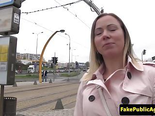 European milf fucked before cum in mouth