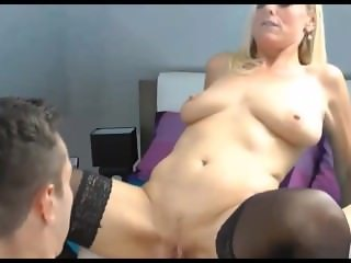 milf aged 43 takes 18 year old virginity from SEXDATEMILF.COM