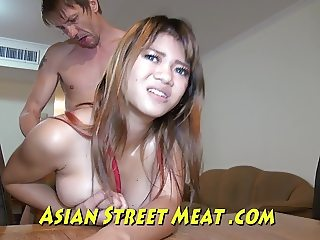 Four Delightful Fuck Passages In Thai Tittie Treat