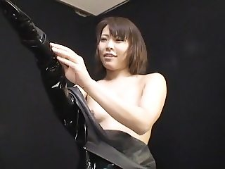 Japanese Latex Catsuit 67