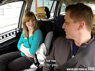 Amazing Flexible Teen Gets a Free Ride