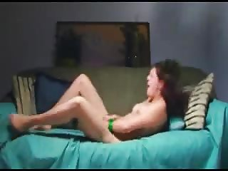 Great orgasm of my kinky sister fingering. Hidden cam