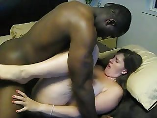 White Wife REALLY Enjoying The BBC