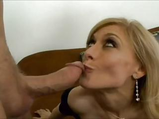 MILF swallow compilation