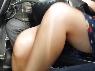 Bare Candid Legs - BCL#134