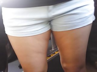 Bare Candid Legs - BCL#146