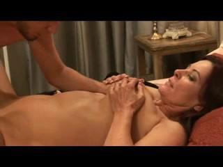Mature Hot Mom From SEXDATEMILF.COM With Young Man