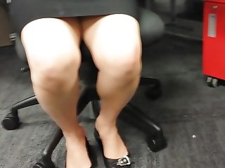 Bare Candid Legs - BCL#152