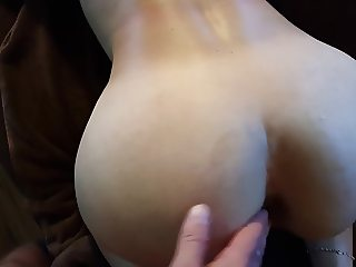 Amateur Hotwife Anal Pain