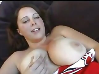 I fucked this Horny Chubby BBW cheerleader in the ass-1