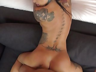 tatoo slut by HPC