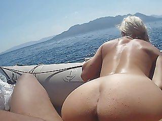 Greek fishermans fuck