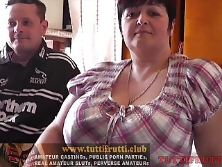 home made huge tits casting