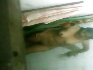 Bangladeshi Bhabi Caught by Peeping Tom