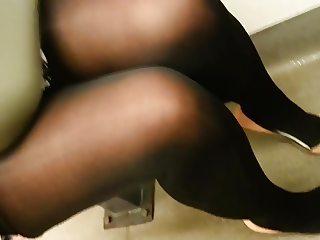 pantyhose legs