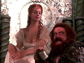 Uma Thurman -  (slomo) The Adventures of Baron Munchausen