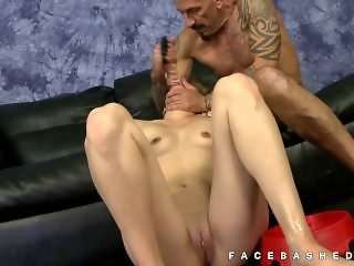 Extreme sex one women two men