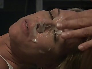 Sunday night football cum facial