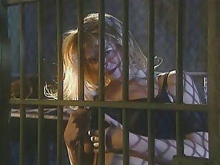 Women in spaceship prison