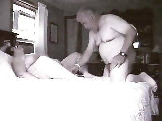 Grandpa and grandma hidden cam sex