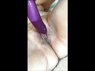 Sexy MILF- Shelley - Hot wife with vibrator