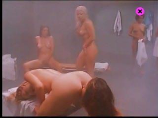 Lesbian Fetish - Prison Bathroom