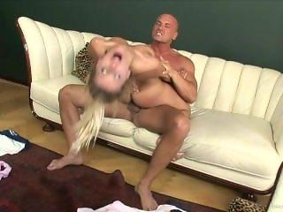 Dad fucks girlfriend HD