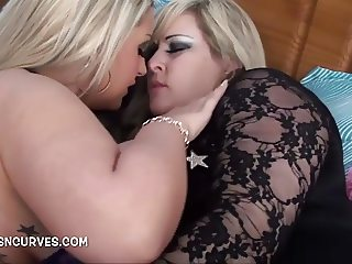Hot British Lesbians with big boobs and wet pussies