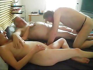 Mature Bisex Trio