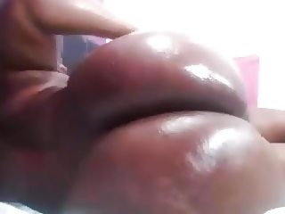 Thick Black Colombian Ass