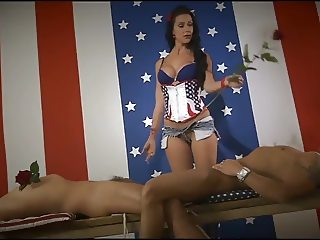 Texas Patti -  Double Penetration