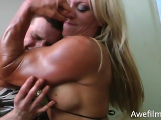Ginger Martin Muscle Worship Part 1