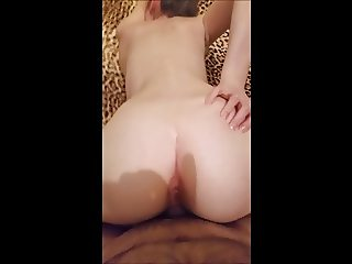 My wife loves doggy
