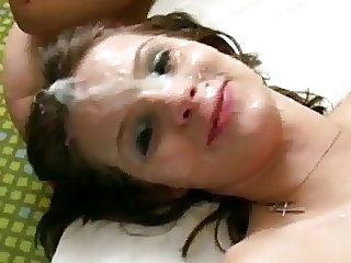 Just cum on my face