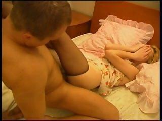 Sleeping Russian Girl