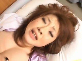 ( HNTIMES.COM ) Rio Hamasaki lady nurse gets pussy fingered fuck part 1