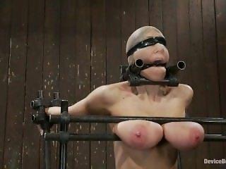Again some Big Tits in Bondage