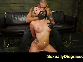 FetishNetwork Jenna Ashley bdsm bound